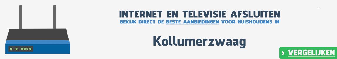 Internet provider Kollumerzwaag vergelijken