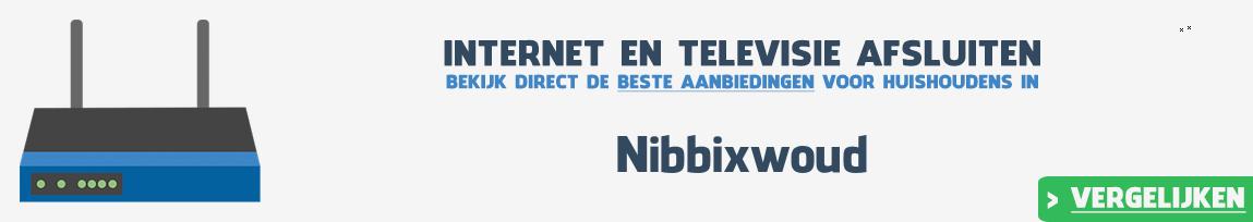 Internet provider Nibbixwoud vergelijken