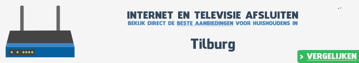 Internet provider Tilburg vergelijken