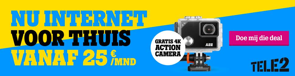 Internet Abonnement Met Cadeau Afsluiten Gratis 4k Action